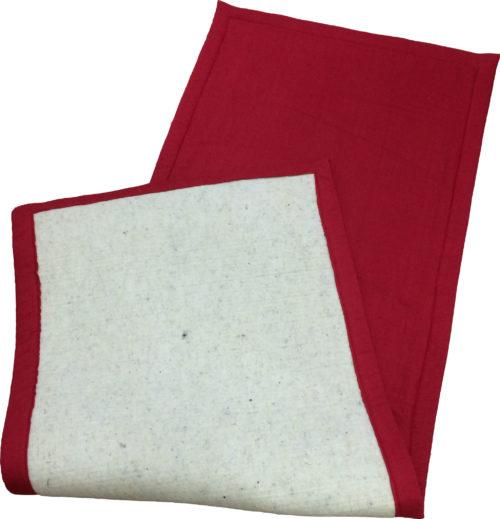 tapis de yoga en laine naturelle
