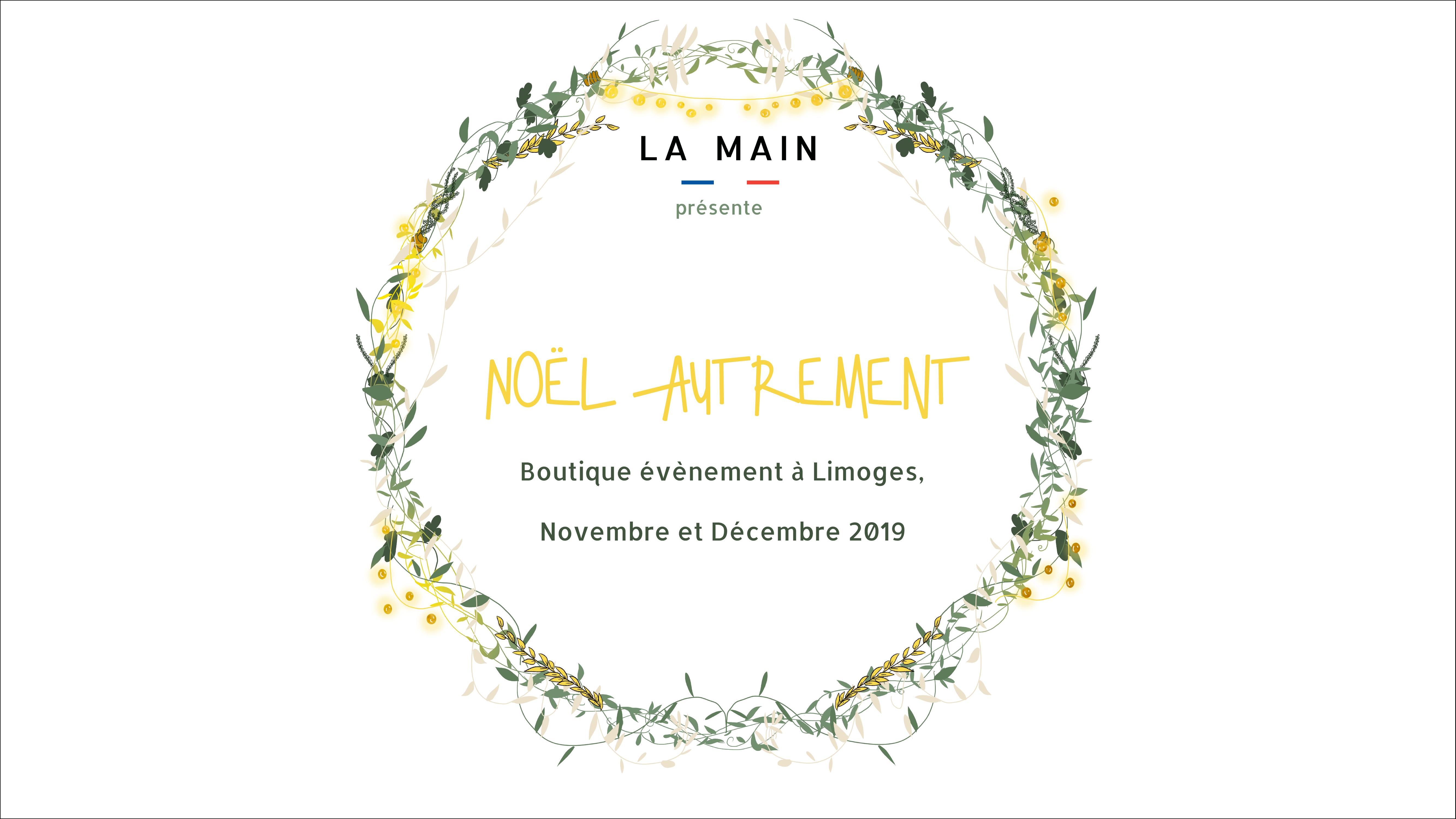 Découvrez la sélection 2019 de la boutique de La Main Française pour fêter Noël Autrement !