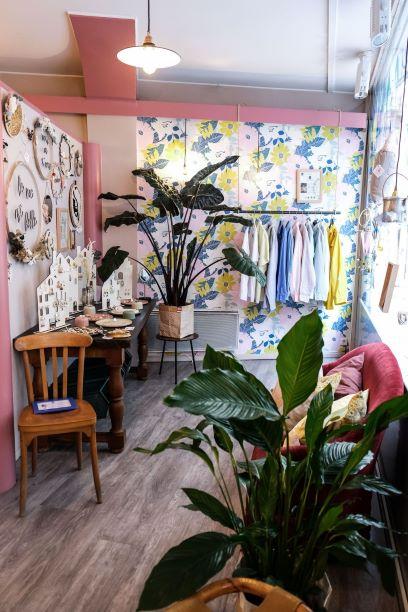 Notre boutique «Enfin le Printemps» est ouverte!!